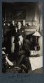 Gerald Tyrwhitt-Wilson, 14th Baron Berners; Siegfried Loraine Sassoon, by Lady Ottoline Morrell - NPG Ax142437