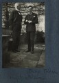 Lord Henry Cavendish-Bentinck; Philip Tilden, by Lady Ottoline Morrell - NPG Ax142485