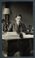 T.S. Eliot, by Henry Ware Eliot - NPG Ax142530