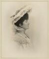 Priscilla Cecilia (née Moore), Countess Annesley, by Elliott & Fry - NPG x127403