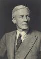 Edgar Douglas Adrian, 1st Baron Adrian, by Walter Stoneman - NPG x21927
