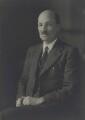 Clement Attlee, by Walter Stoneman - NPG x21930
