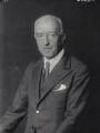 Sir Paul Fildes, by Walter Stoneman - NPG x27464