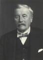 Sir William Mitchell Acworth, by Walter Stoneman - NPG x27672