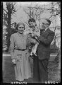Kathleen Irene Stoneman; Brian Stoneman; Walter Stoneman, by Walter Stoneman - NPG x38263