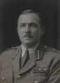 (William) Edmund Ironside, 1st Baron Ironside, by Walter Stoneman - NPG x38996