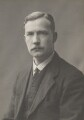 (George) Oliver Onions, by Walter Stoneman, for  James Russell & Sons - NPG Ax39078