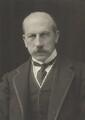 Alfred Milner, Viscount Milner, by Walter Stoneman, for  James Russell & Sons - NPG Ax39201
