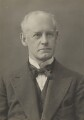 John Galsworthy, by Walter Stoneman, for  James Russell & Sons - NPG Ax39222