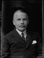 William George Tyrrell, 1st Baron Tyrrell, by Walter Stoneman - NPG x65268