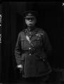 Herbert Plumer, 1st Viscount Plumer, by Walter Stoneman - NPG x65455