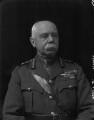 Herbert Plumer, 1st Viscount Plumer, by Walter Stoneman - NPG x65457