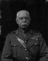Herbert Plumer, 1st Viscount Plumer, by Walter Stoneman - NPG x65458