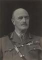 Edmund Henry Hynman Allenby, 1st Viscount Allenby, by Walter Stoneman - NPG x66302