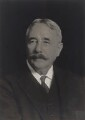 Sir Arthur Henderson Young, by Walter Stoneman - NPG x66372
