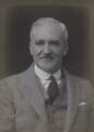 Sir John Esplen, 1st Bt, by Walter Stoneman - NPG x66492