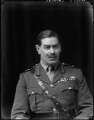 Sir Herbert Crofton Campbell Uniacke, by Walter Stoneman - NPG x66525