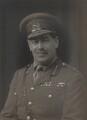 Sir Herbert Crofton Campbell Uniacke, by Walter Stoneman - NPG x66526