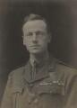 Walter Edward Guinness, 1st Baron Moyne of Bury St Edmunds, by Walter Stoneman - NPG x66555