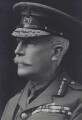 Sir Richard Henry Ewart, by Walter Stoneman - NPG x66558
