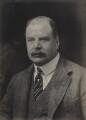 Edward George Villiers Stanley, 17th Earl of Derby, by Walter Stoneman - NPG x67462