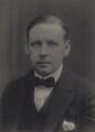 Ernest Evans, by Walter Stoneman - NPG x67465