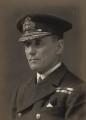 Cunningham Robert de Clare Foot, by Walter Stoneman - NPG x67588
