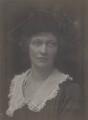 Nancy Astor, Viscountess Astor, by Walter Stoneman - NPG x67800