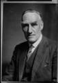 John Boyd Orr, Baron Boyd Orr, by Elliott & Fry - NPG x82055