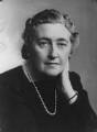 Agatha Christie, by Elliott & Fry - NPG x82104