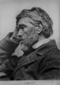 Thomas Carlyle, by Elliott & Fry - NPG x82137