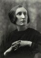 Edith Sitwell, by Elliott & Fry - NPG x82160