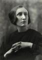 Edith Sitwell, by Elliott & Fry - NPG x82160