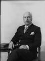 Sir Arthur Edward Drummond Bliss, by Elliott & Fry - NPG x82372