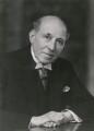 Sir Adolphe Abrahams, by Elliott & Fry - NPG x86109