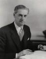 Christopher Addison, 2nd Viscount Addison, by Elliott & Fry - NPG x86116