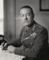 Harold Rupert Leofric George Alexander, 1st Earl Alexander of Tunis, by Elliott & Fry - NPG x86141