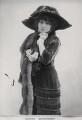Sarah Bernhardt, by Elliott & Fry - NPG x86349