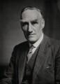 John Boyd Orr, Baron Boyd Orr, by Elliott & Fry - NPG x86445